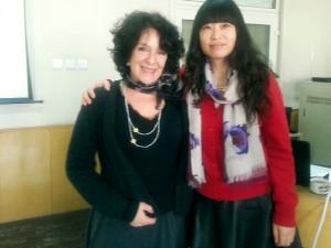 elsa and student