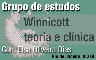 Grupo de estudos – Winnicott, teoria e clínica