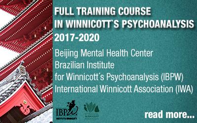 PROGRAM OF THE FULL TRAINING COURSE IN WINNICOTT`S PSYCHOANALYSIS